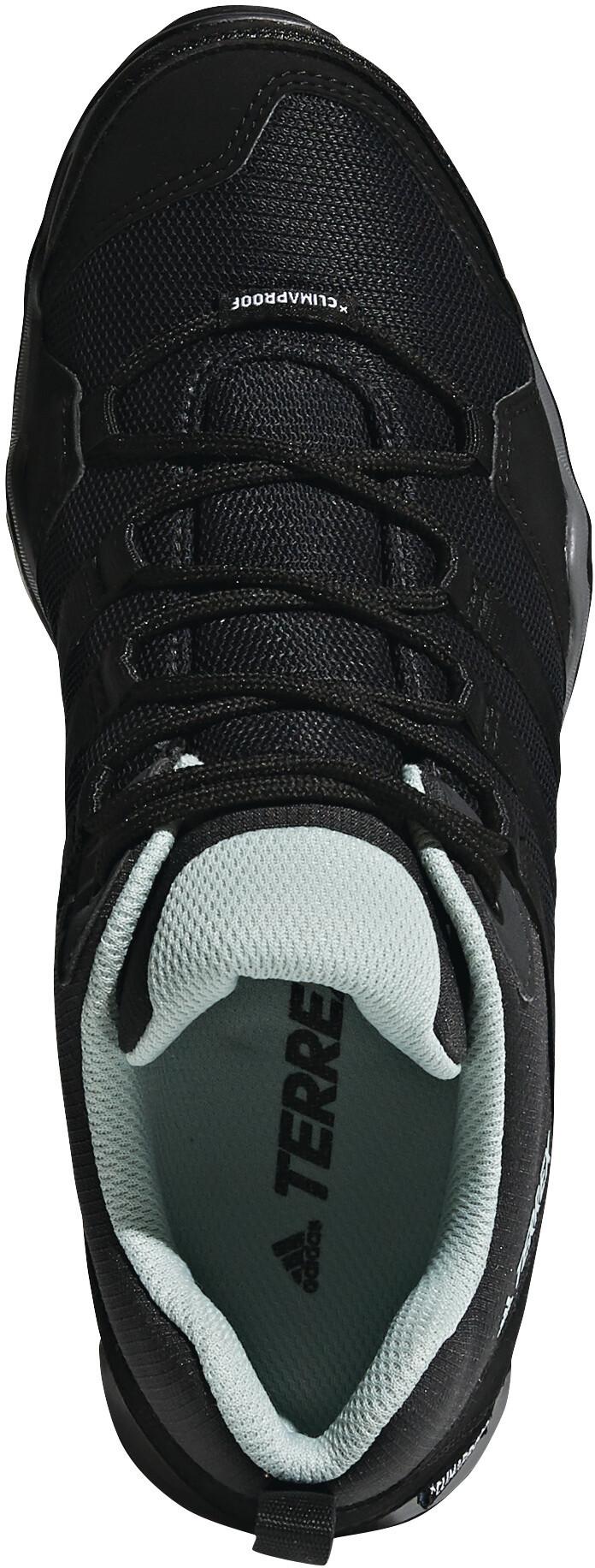Zapatillas adidas Terrex AX2 Climaproof gris oscuro negro mujer